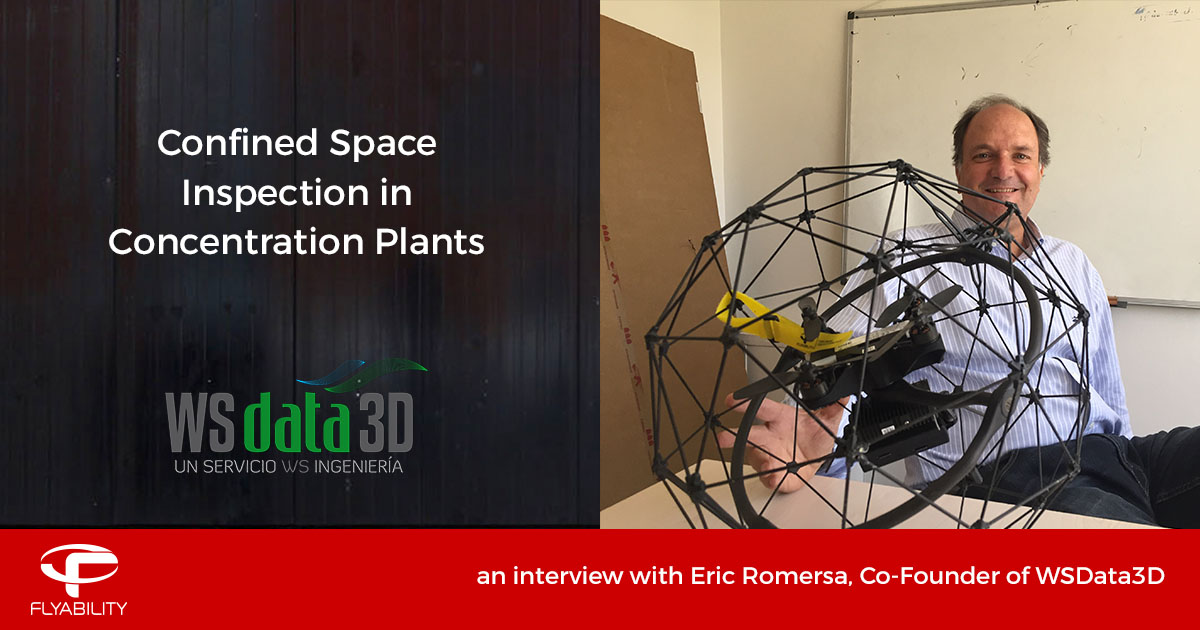 Confined Space Inspection in Concentration Plants with Eric Romersa