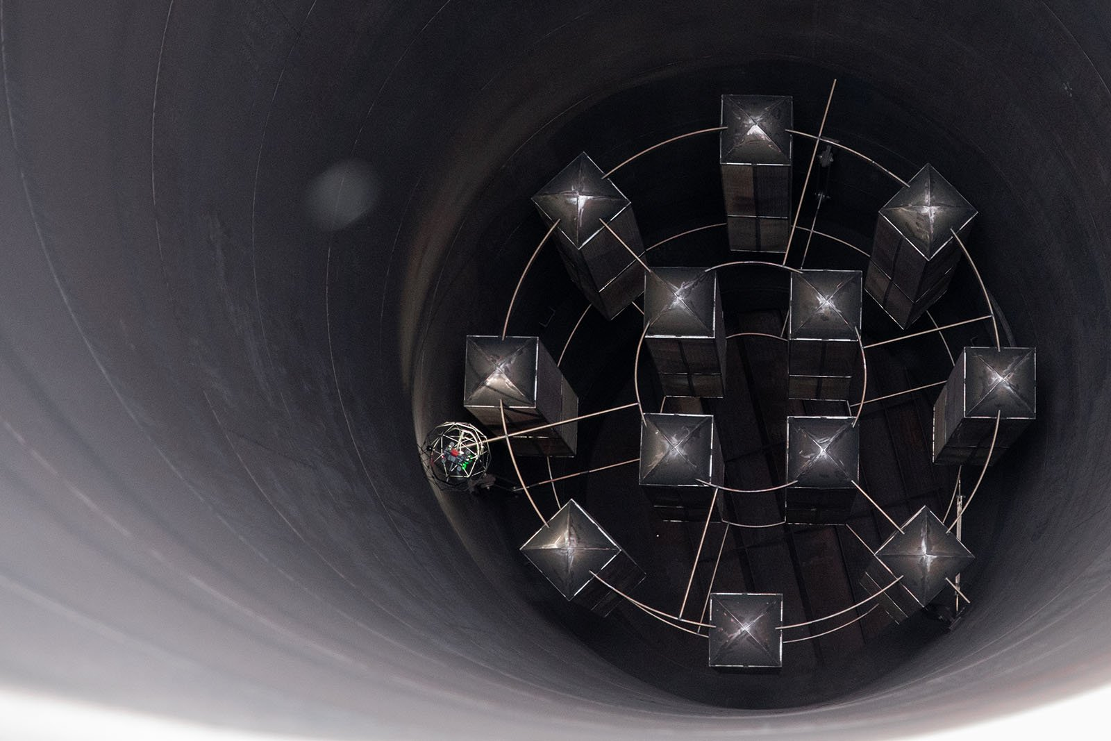 Inside a Gas Turbine Stack: Inspections Without Outages Using Elios