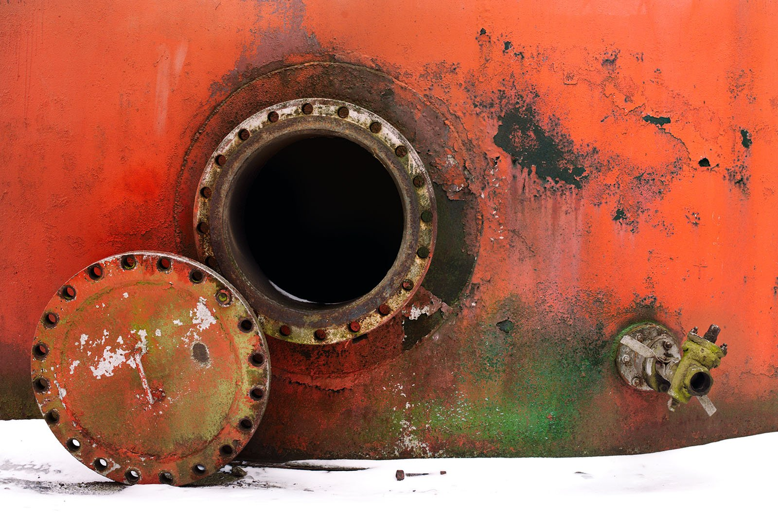 Confined spaces inspection in industrial assets: is drone a solution?