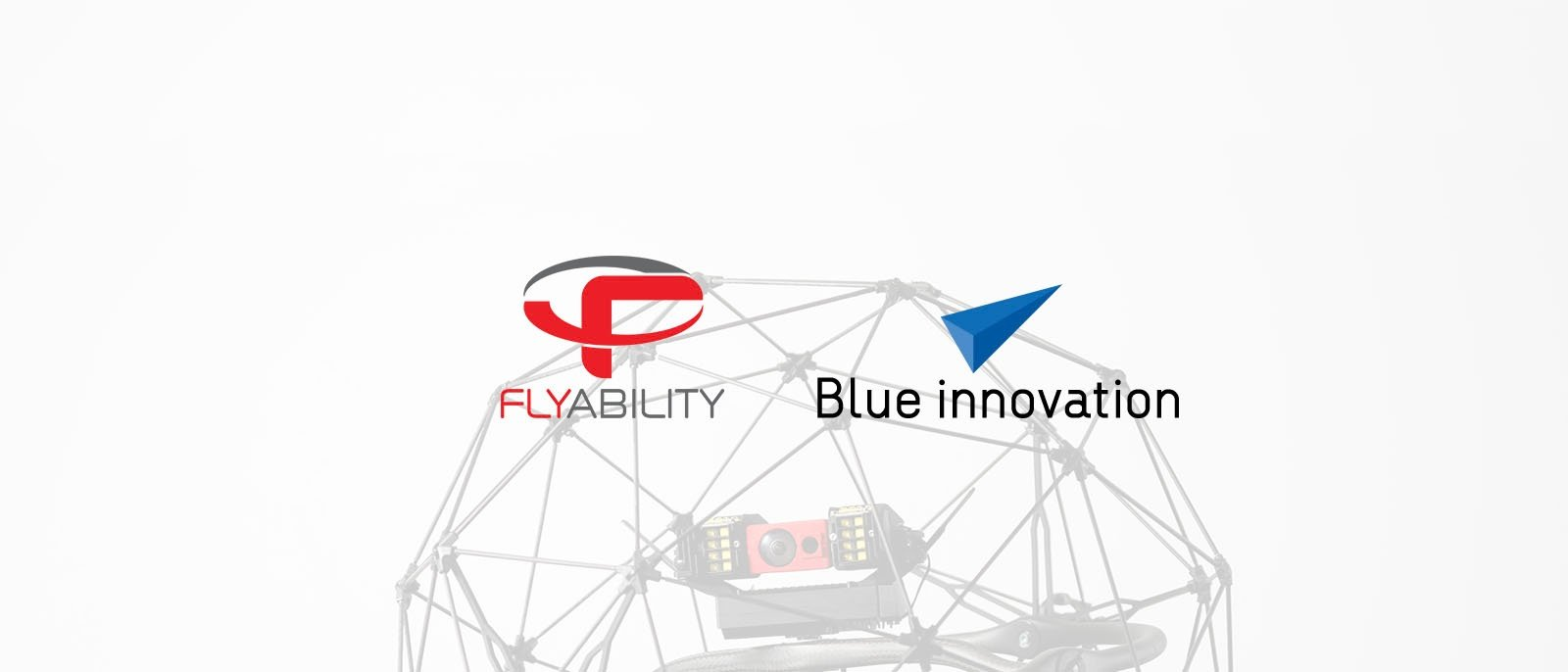 Blue innovation and Flyability form business partnership to bring indoor inspection to the Japanese market