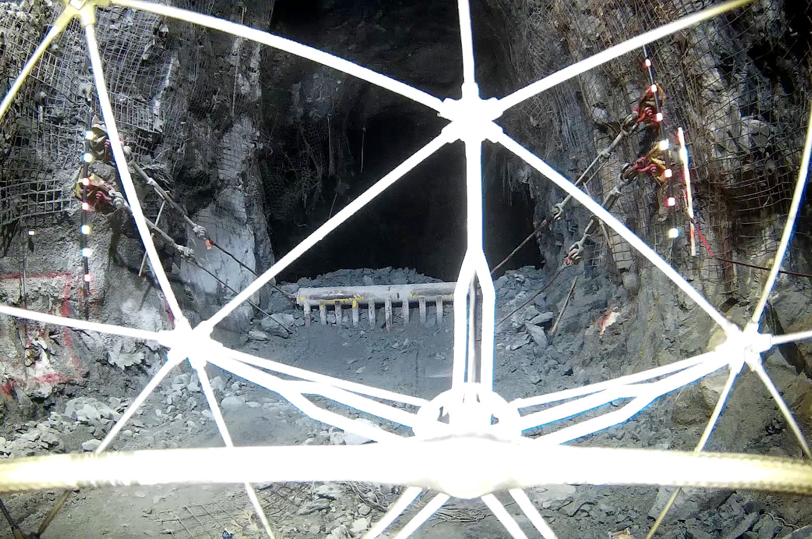 Indoor Drone in Underground Mining: Accessing the Inaccessible