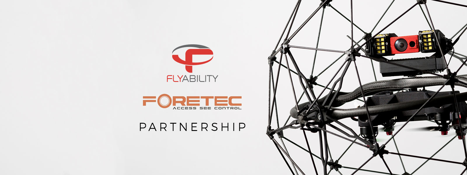 Flyability and Foretec Announce a Partnership to Tackle the French Market