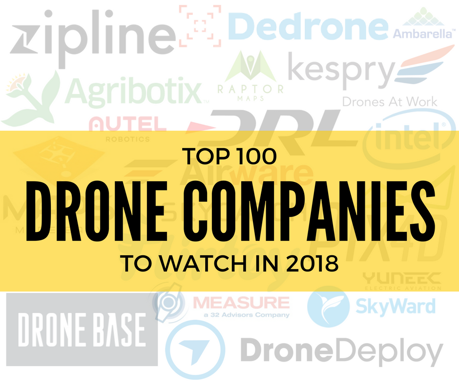 Flyability Recognized as a Top Company to Watch in the Drone Industry for 2018